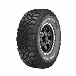 4 New Dunlop Fierce Attitude M T Lt35x12 50r17 Tires 12 50r 17 35 12 50 17
