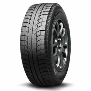 2 New Michelin Latitude X Ice Xi2 265 70r17 Tires 70r 17 265 70 17