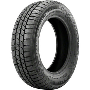 1 New Continental Contiwintercontact Ts810 S P175 65r15 Tires 65r 15 175 65
