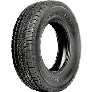 1 New General Ameritrac Lt235x80r17 Tires 2358017 235 80 17