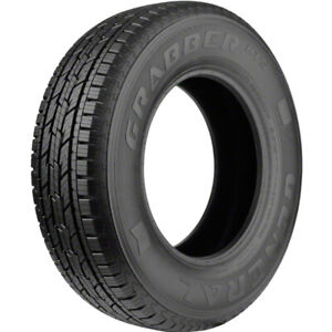 1 New General Grabber Hts 235 75r15 Tires 2357515 235 75 15