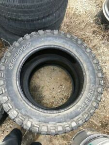 2 New Ginell Gn3000 Lt35x12 5r20 Tires 3512520 35 12 5 20