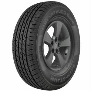 1 New Multi mile Wild Country Hrt Lt225x75r16 Tires 75r 16 225 75 16