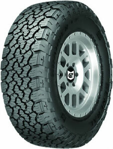 2 New General Grabber A T X Lt265x75r16 Tires 2657516 265 75 16