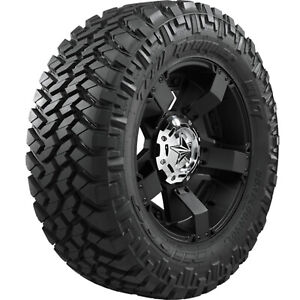 4 New Nitto Trail Grappler M T Lt33x12 50r17 Tires 33125017 33 12 50 17
