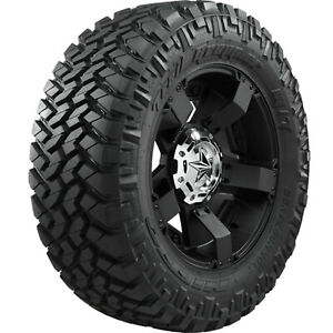 4 New Nitto Trail Grappler M T Lt33x12 50r18 Tires 33125018 33 12 50 18