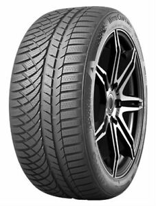4 New Kumho Wintercraft Wp72 205 60r16 Tires 2056016 205 60 16