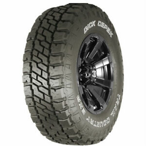 4 New Dick Cepek Trail Country Exp Lt35x12 50r15 Tires 35125015 35 12 50 15