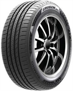 4 New Kumho Crugen Hp71 225 65r17 Tires 2256517 225 65 17