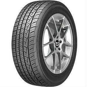 1 New General G max Justice 225 60r16 Tires 2256016 225 60 16