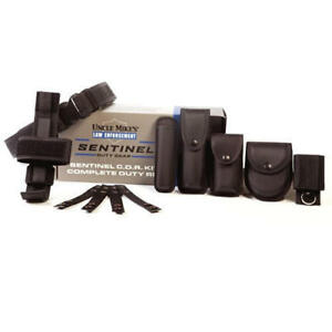 Uncle Mike s 89089 Sentinel Duty Gear Corrections Officer Kit Xlarge 44 48