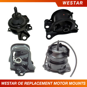 Motor Transmission Mount For Honda Accord 1998 1999 2000 2001 2002 Em 8983