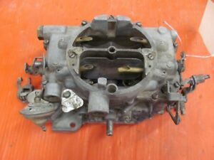 1966 66 Dodge Plymouth 440 426 Carter Afb Carb Parts Core