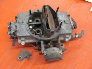 1960 60 Ford Thunderbird T bird 352 Autolite 4100 Carb C0ae j Parts Core