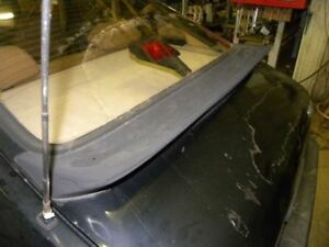 Rear Spoiler Hatchback Fits 86 93 Saab 900
