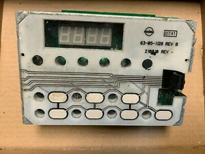 Washer dryer Control Board 24vac 50 60hz For Speed Queen P n 802248 used