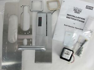 Kaba Ilco Solitaire Unican Elect 820 Lock For Exit Device Left Hand Reverse