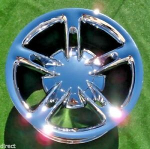 Set Of 4 New Chrome Genuine Gm Oem Factory Chevrolet Ssr 19 20 Inch Wheels 14p