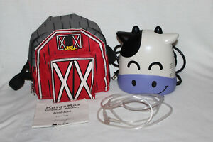 Pediatric Nebulizer Compressor Mabis Healthcare Margo Moo Model 40 269 000