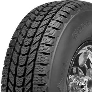 4 New Lt265 70r17 Firestone Winterforce Lt Winter Studdable 10 Ply E Load Tires