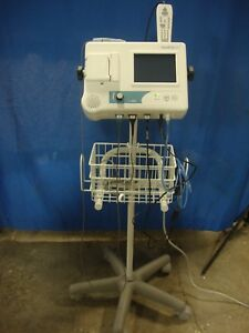 Summit Doppler Vista Avs Advanced Vascular System W 8 Mhz Abi Probe W Cart
