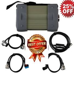 2019 hight Quality Multiplexer Mb Star C3 Full Set Mb Diagnostic Cables software