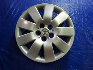 2003 2004 Toyota Corolla 15 Hubcap Wheel Cover Oem 42621 Ab060 A
