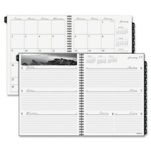 At A Glance 8 X 11 In Weekly Monthly Appointment Planner Refill White