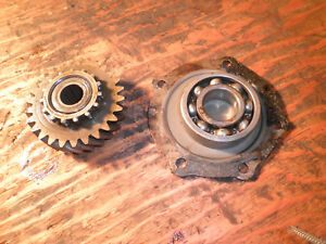 Willys Overland Jeep Lightning Rear Transmission Bearing N Gear 18 8 19 56 L226