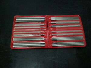 Fisher Pee Dee Thread Measuring Wires Set 16
