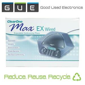 New Clearone Max Ex Conference Phone 860 158 500 910 158 500