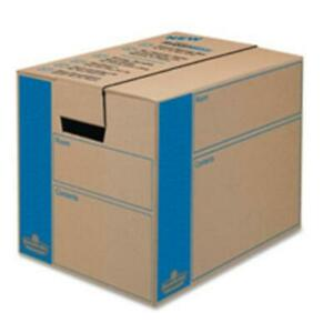 Fellowes Mfg Fel0062901 Moving Boxes Large 18 25x25x19 In 6 ct Kraft