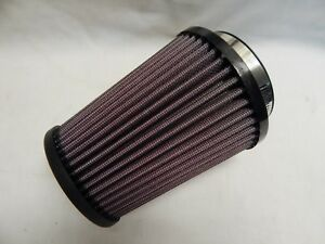 K N Re 5286 Air Cleaner 3 76mm Clamp On Universal Filter Washable