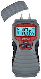 Calculated Industries 7440 Accumaster Xt Digital Moisture Meter Handheld pin