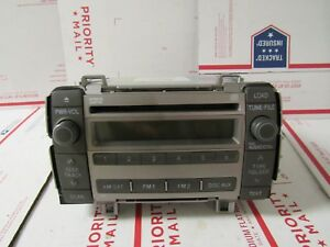 2009 2010 Toyota Matrix Radio