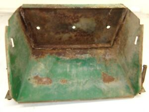 Oliver 1600 Tractor Battery Box