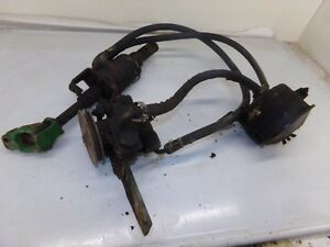 Oliver 1600 Tractor Power Steering charlynn
