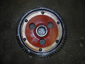 Farmall International 340 Tractor Bull Gear