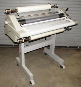 Gbc Discovery 80 High Speed 31 Laminator 20 Per Minute Speed 10 Mil