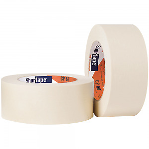 2 Inch Masking Tape 24 pack Box From Shurtape Industrial