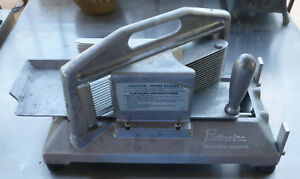 Vtg Heavy Duty Fasline Tomato Witch Commercial Restaurant style Slicer Cutter