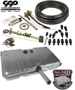 1968 1969 Chevy Ii Nova Ls Efi Fuel Injection Gas Tank Fi Conversion Kit 90 Ohm