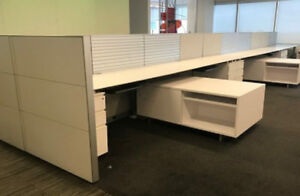 Used Office Cubicles Knoll Reff 6 5x5 Cubicles