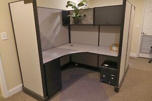 Used Office Cubicles Herman Miller Ao2 5x5 Cubicles
