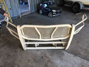Heavy Duty Grille Brush Guard For 2012 2014 F 150 F 250