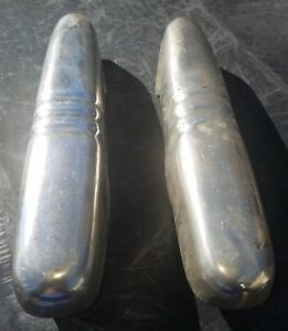 Vintage 1940 1941 Ford Deluxe And Ford Pick up Front Or Rear Bumper Guards