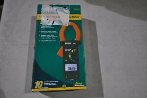 Extech 382075 True Rms 2000a Ac dc 3 phase Clamp on Power Analyzer Brand New 3