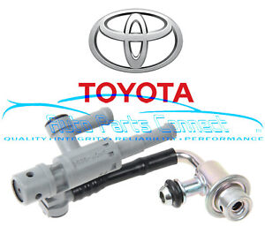 Genuine Fuel Pressure Regulator For Toyota Highlander 2001 2003 2 4l 3 0l New