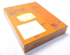 New Staples 18067 Avery 5164 8164 250 Sheets 1000 Labels Shipping Labels
