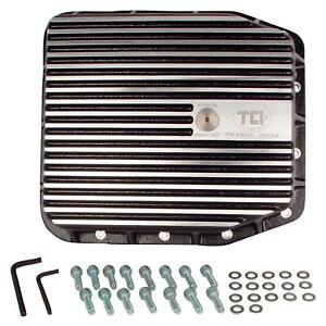 Tci 438010 Ford Aode 4r70w Maxcool Pan 1 1 2 Extra Quarts